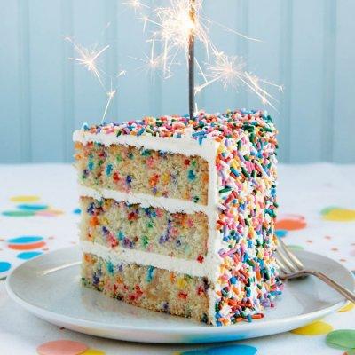 A origem do bolo
